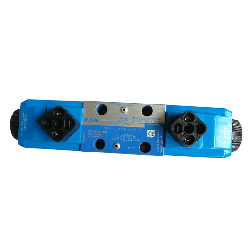 VICKERS hydraulic valve DG4V32CMUH760 solenoid directional valve цены онлайн
