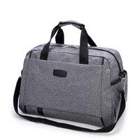 나일론 여행 가방 여성 대용량 수하물 더플 백 캐주얼 주말 토트 여행 가방 30% 할인 t433