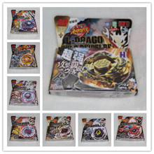 Best Birthday Gift In stock Beyblade Spin Top Toy,Clash Beyblade Metal Fusion,Battle Online Mix 16 Different Style M088