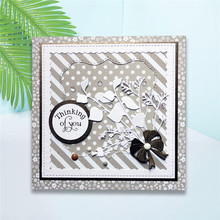 DiyArts Wildflowers Flowers Dies Botanical Leaf Metal Cutting New 2019 for Card Making Scrapbooking Craft Embossing