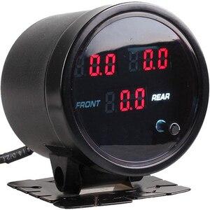 Регулятор давления воздуха для автомобиля и мотоцикла, 2,5 дюйма, PSI, 60 мм, 1/8NPT