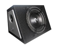 Magic Voice Competition 12 Inch Active Car Subwoofer Speaker With Amplifiers MB 3001C 1000W
