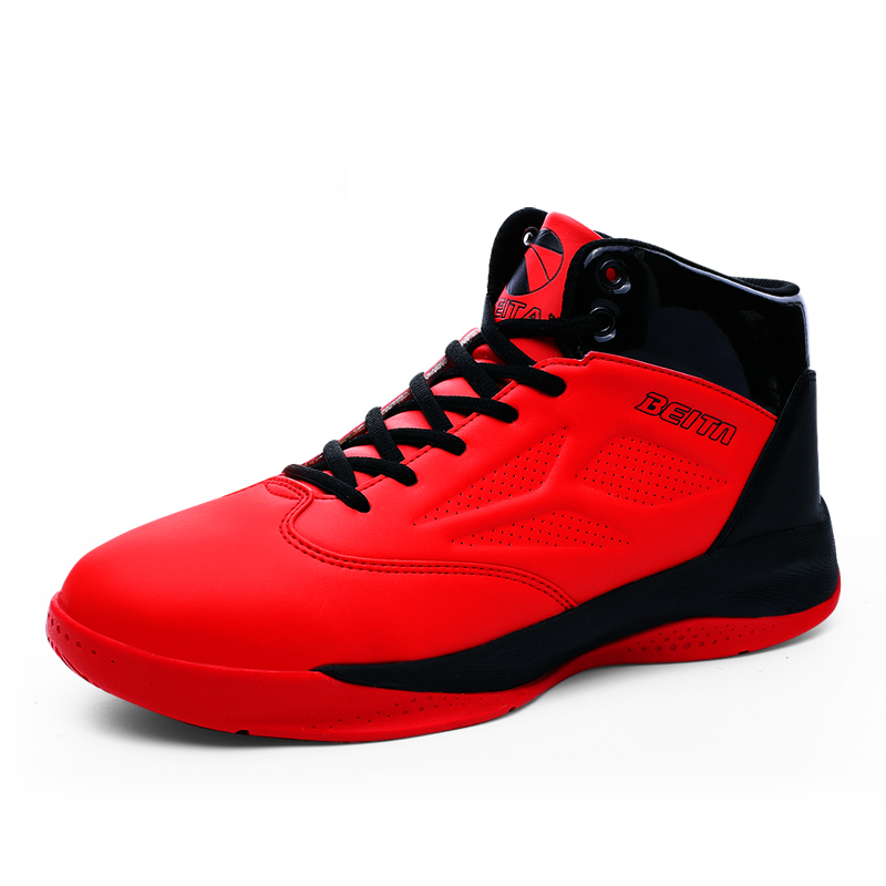 8a0d2017a4796 Brand Explosion Models Basketball Shoes Men Boots High Slip Shoes  Breathable Shock Wear Sport Shoes Sneakers