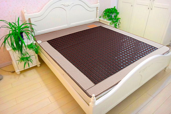 Hot Sale Good Tourmaline Cushion Jade Physical Therapy Mat Heat Mat Home Health Care Cushion Heat Jade Mattress Made in China hot sale good jade mat jade health care heating bed massage mattress jade physical therapy heat mat 3 size for you choice page 2