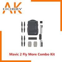 DJI Mavic 2 Fly More Combo Kit for Mavic 2 Pro and Mavic 2 Zoom Drone