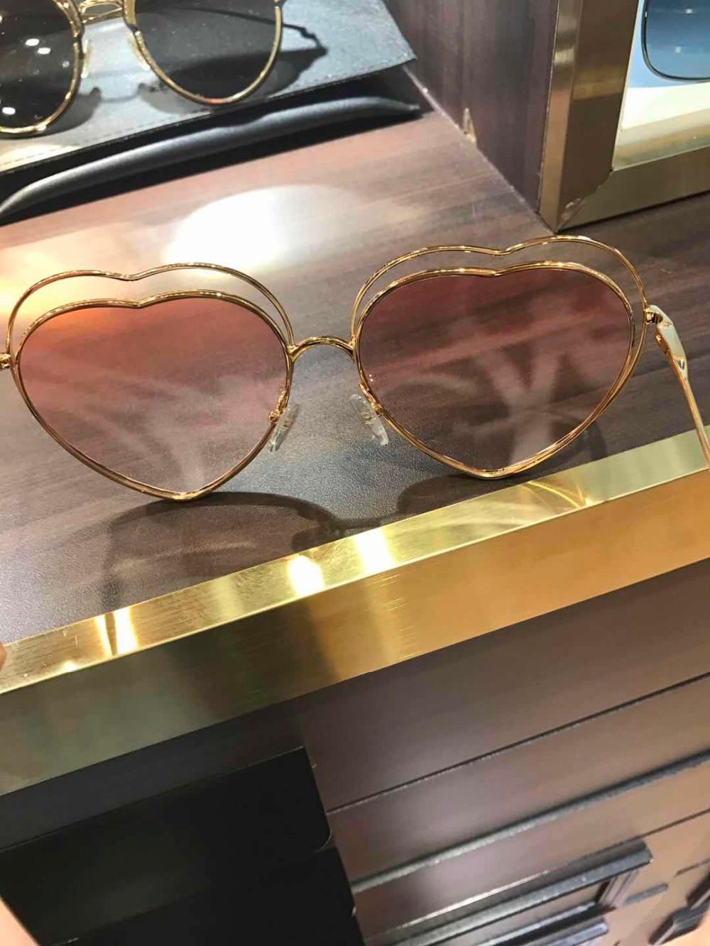 WD0659 2018 luxury Runway sunglasses women brand designer sun glasses for women Carter glasses