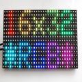 Leeman RGB 3in1 крытый P6 СВЕТОДИОДНЫЙ модуль --- CE ROHS P2.5 P3 P4 P4.75 P5 P6 P7.62 P8 P10 крытый открытый rgb полный цвет smd led RGB
