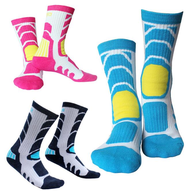 Multi-functional Children's Outdoor Sports Socks Breathable And Comfortable Cycling Socks Kids Roller Socks/Skates Socks
