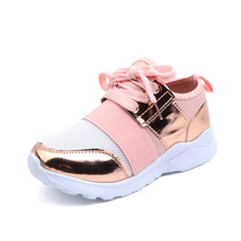 COZULMA New Girls Boys Fashion Sneakers Kids Sport Shoes Children Soft Bottom Breathable Outdoor Light