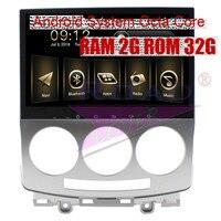 Roadlover Android 8,1 автомобильный мультимедийный плеер для Mazda 5 2006 2013 стерео gps навигации Automagnitol двойной радио Din MP3 NO DVD