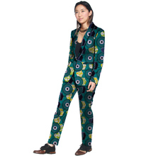 hot deal buy shawl collar blazers for women with trouser custom african print pant suits dashiki set clothing elegant ankara suits