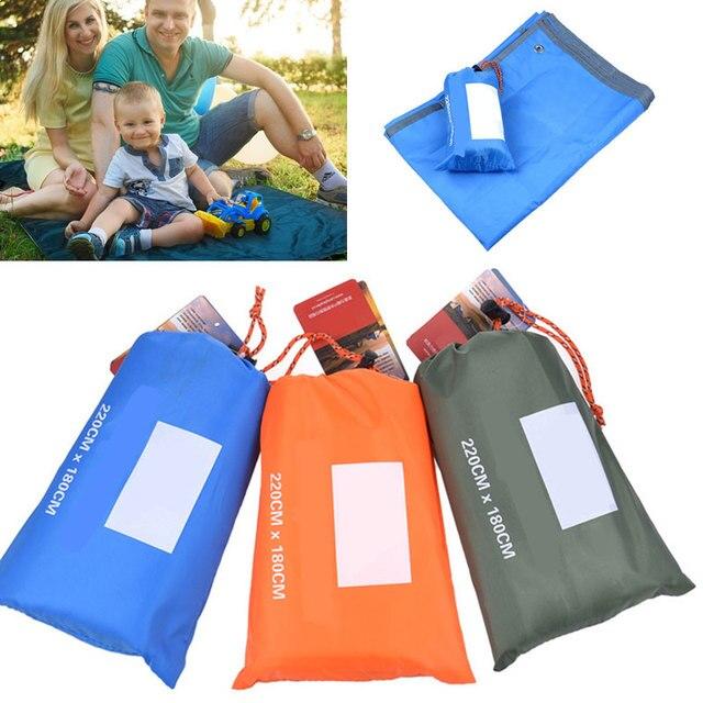 Ткань Оксфорд пляжный коврик для пикника ткань для пикника прочный тент навес палатка ткань для кемпинга ткань путешествия 3 цвета практичный на открытом воздухе