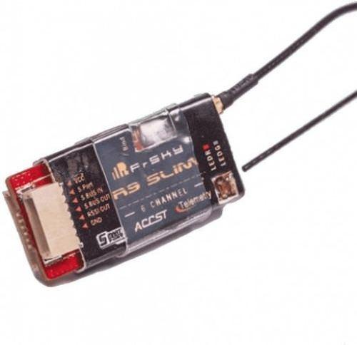Origianl FrSky R9 Slim 900MHz ACCST 6 16CH Long Range Telemetry Receiver With SBUS Port