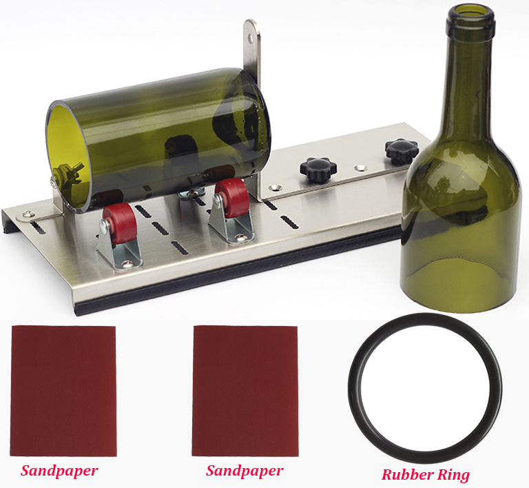 glass bottle cutter tool professional for bottles cutting glass bottle-cutter DIY cut tools machine Wine Beer Бутылка