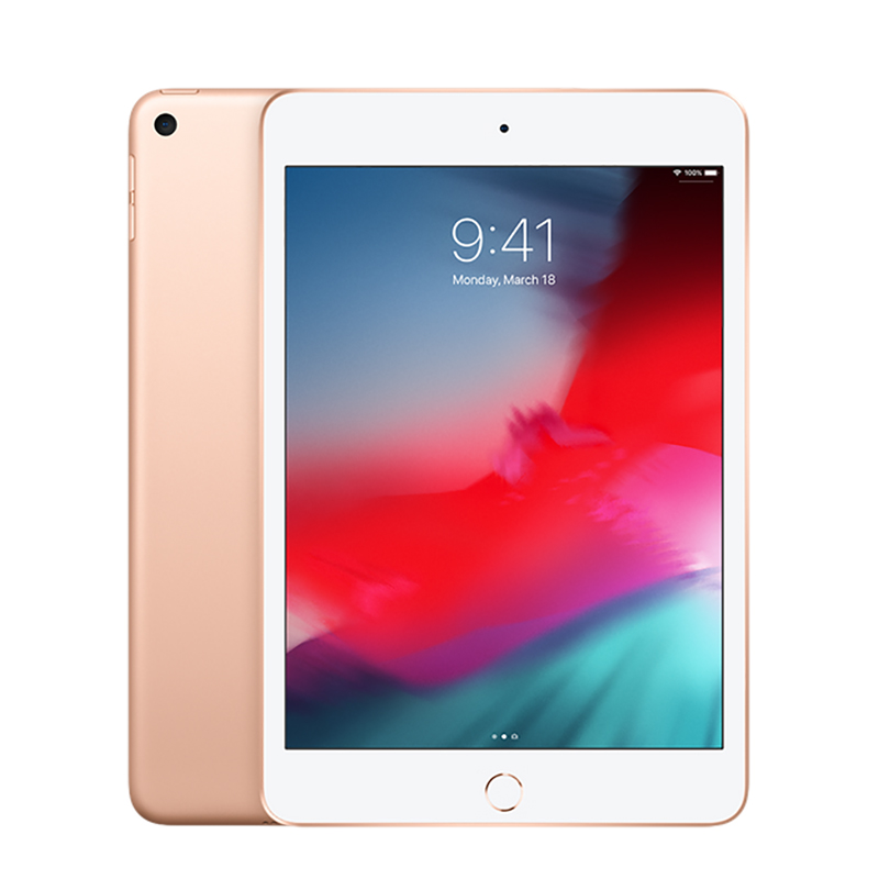 Apple iPad Mini (2019 Latest Model) Support Apple Pencil | 7.9 Retina Display A12 Bionic Chip Powerful Tablets PC image