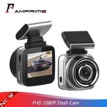 "AMPrime 2,0 ""Auto coche DVR Cámara Dash Cam Video registrador grabadora Full HD 1080P g-sensor ciclo grabación Dashcam videocámara"