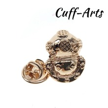 Cuffarts Lapel Pin For Men Antique Divers Helmet Pride Brooch Hijab Pins Enamel Broche Pusheen P10060