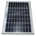 Hot Sale 8W 12V PolyCrystalline Solar Panel  Poly Module For RV Boat Cells Battery Power Charger 360*260*17mm