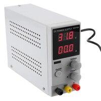 LW K3010D 30V 10A LED Display Adjustable Mini Switching Regulator DC Power Supply Laptop Repair Rework 110v 220v