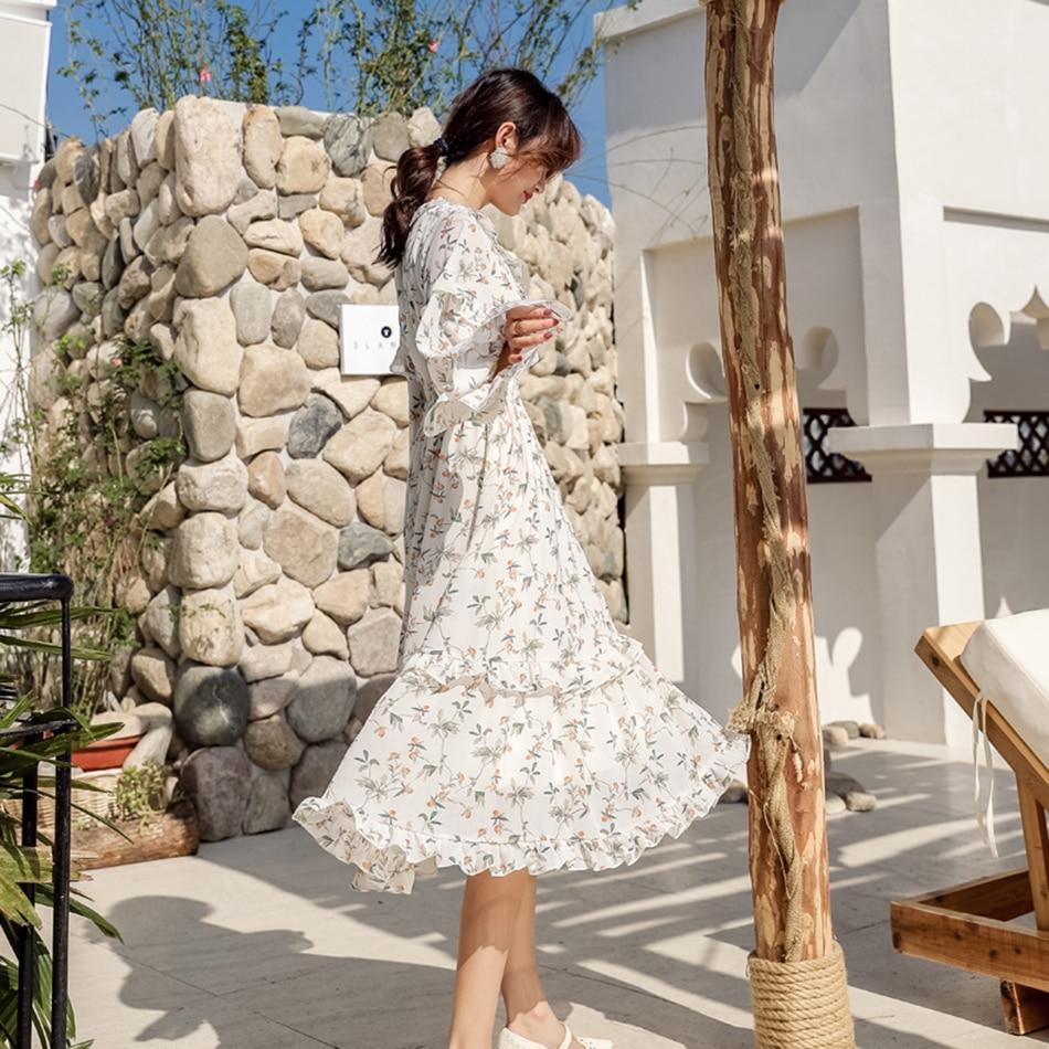 boho dress chic flower dresses style boutique summer dresslily pull femme women's dress over the years sundress frock frocks