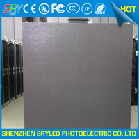 Indoor Rgb Led Display Screen P3 91 Indoor Die Cast Aluminum Cabinet For Rental Advertising Video