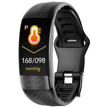 Image 1 - P11 Smartwatch Blood Pressure Smart Band PPG ECG Heart Rate Smart