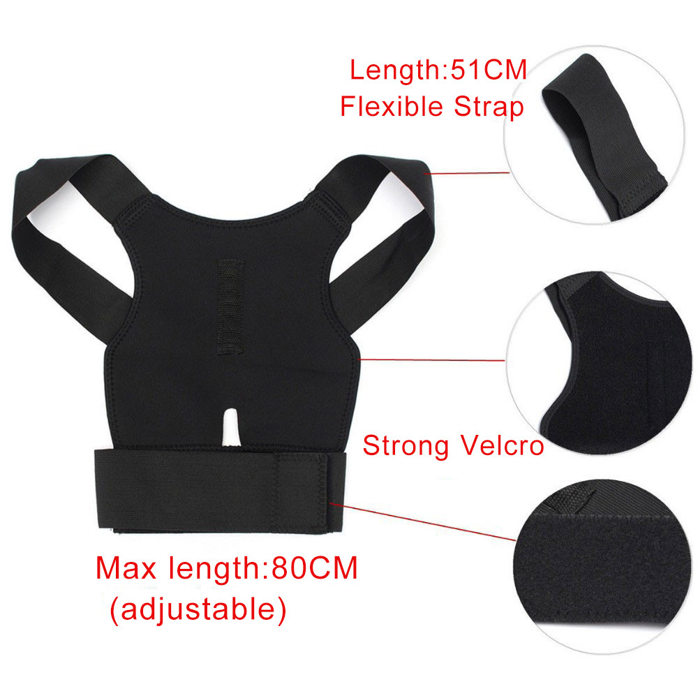 HTB1wYdRLXXXXXaVapXXq6xXFXXXw - Adjustable Posture Corrector Braces Supports Back Belt Support