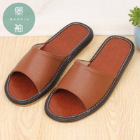 New home slippers summer sandals and slippers women's indoor non slip sandals home bathroom care shoes