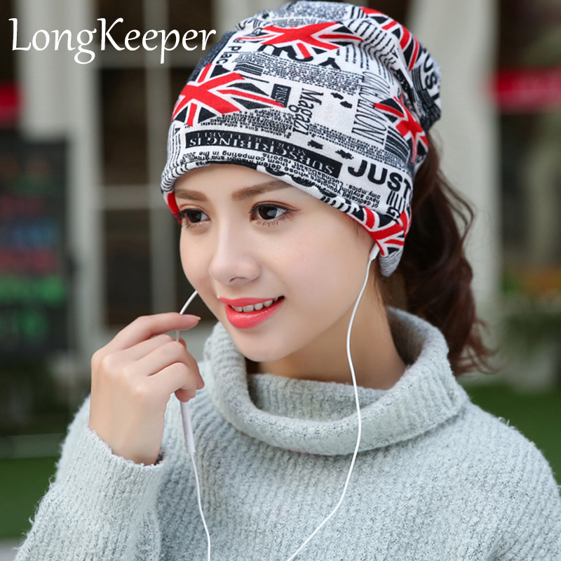 Winter Nation Hat Letter Beanie Women British Flag Day Knit Skullies 2016 Crochet Female Casquette Gorros De Lana Mujer Pile Cap mengpipi womens letters knitted hats winter glass sequins beanie hat cap chapeu gorros de lana touca casquette cappelli bonnets