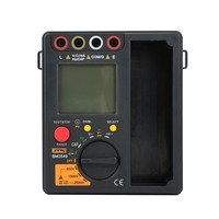 Digital Resistance Meter 2 in 1 Insulation Resistance Test LCD Backlight Multimeter Megohmmeter Megger Voltmeter Ohm Tester
