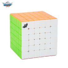 CYCLONE BOYS Magic Cube 6-Layers 6x6x6 Cube Professional 6.8cm 6x6x6 Educational Toy 6*6*6 Cube