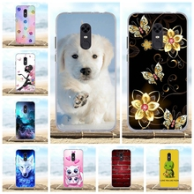 For Xiaomi Redmi 5 Plus Case Silicon Cover For Xiaomi Redmi 5 Plus Case Protective Cute Coque Funda For Redmi 5 Plus Phone Cases asling drop proof protective cover case for xiaomi redmi 5