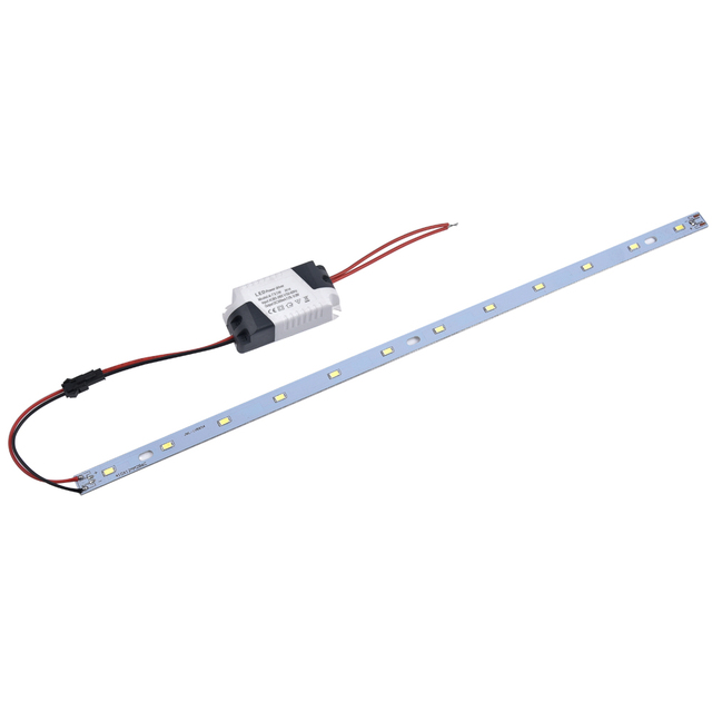 Led ceiling lights diy strip light bar 5730 6w replacement kit for led ceiling lights diy strip light bar 5730 6w replacement kit for surface mount panel fluorescent aloadofball Image collections