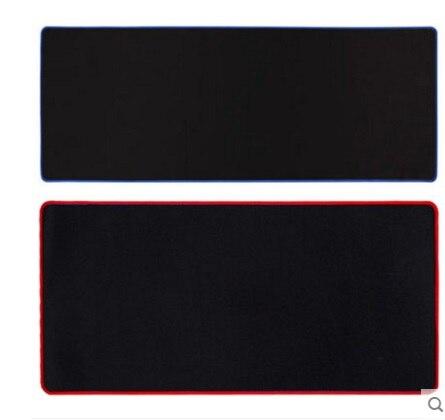 Metoo 1200X550X3 MM XXXL tapis de souris bord de verrouillage en caoutchouc Super grand tapis de souris pour Dota 2 LOL CSGO pour joueur de jeu tapis de souris - 2