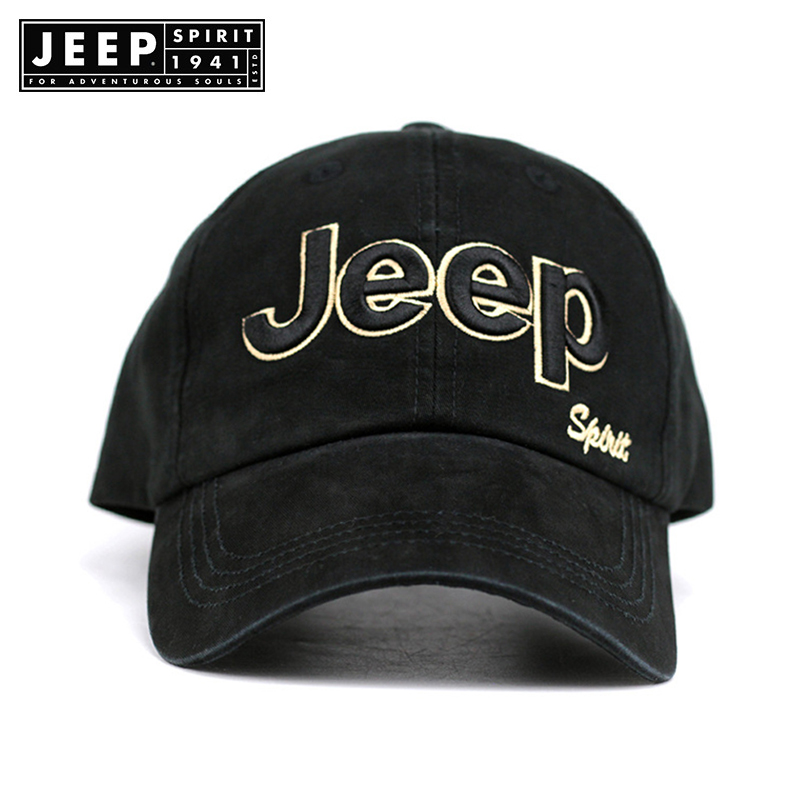 JEEP SPIRIT Brand Hot Retro   Baseball     Caps   for Men Women Washed Cotton Adult Unisex Casual   Cap   Hiking Camping Fishing Sports Hats