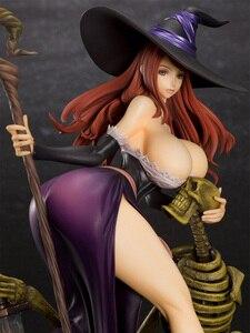 Image 5 - Giapponese Semi di Orchidea Corona del Drago di trasporto Sexy del PVC Action Figure 22cm Sexy Girl Figure Anime Figura Modello Giocattoli Regalo