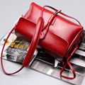 PU Leather Handbag Women Messenger Crossbody Small Bag