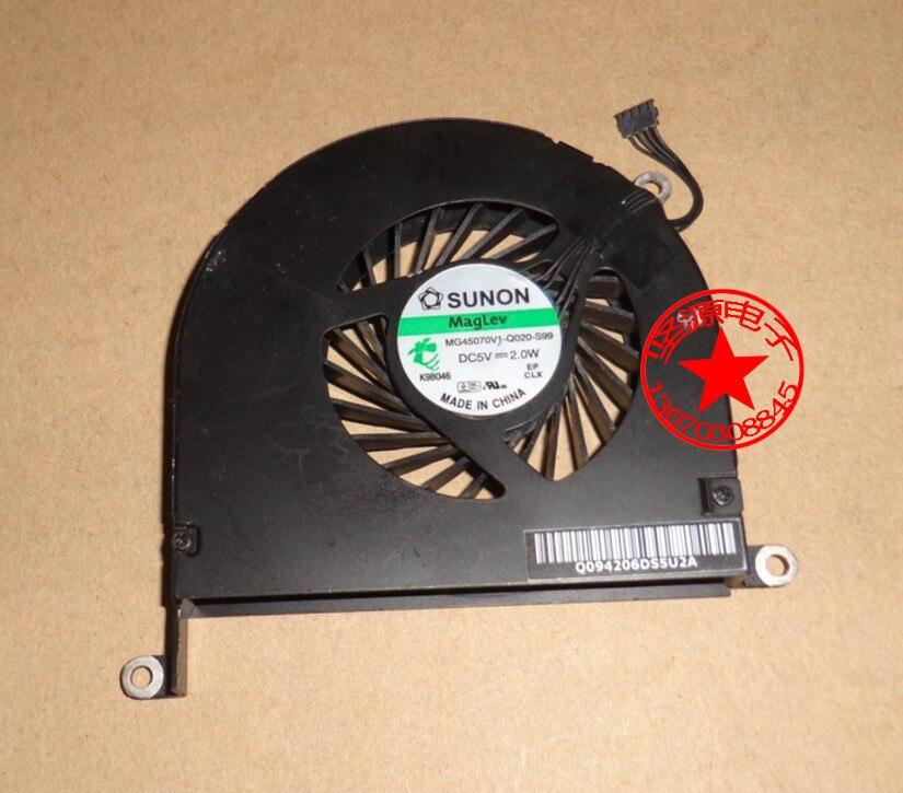 SUNON MG45070V1-Q020-S99 DC 5V 2.0W Server Laptop Fan sunon mf50101v1 q020 s99 5010 5cm 5cm 50mm 12v 1 44w 4pin pwm server inverter cooling fan