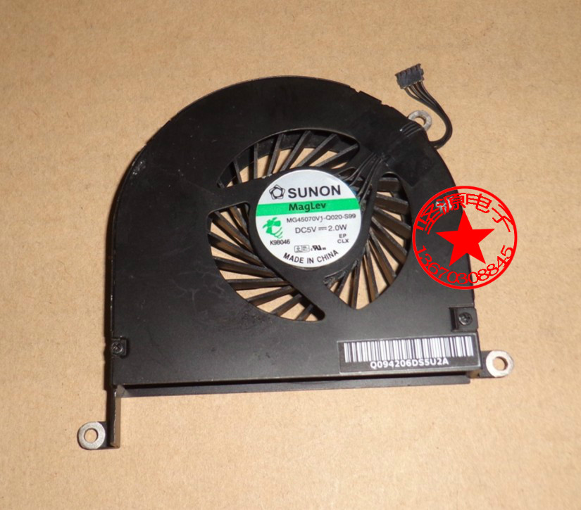 Free Shipping For SUNON MG45070V1-Q020-S99 DC 5V 2.0W 4-wire 4-pin Server Laptop Fan free shipping for sunon eg50040v1 c06c s9a dc 5v 2 00w 8 wire 8 pin server laptop fan