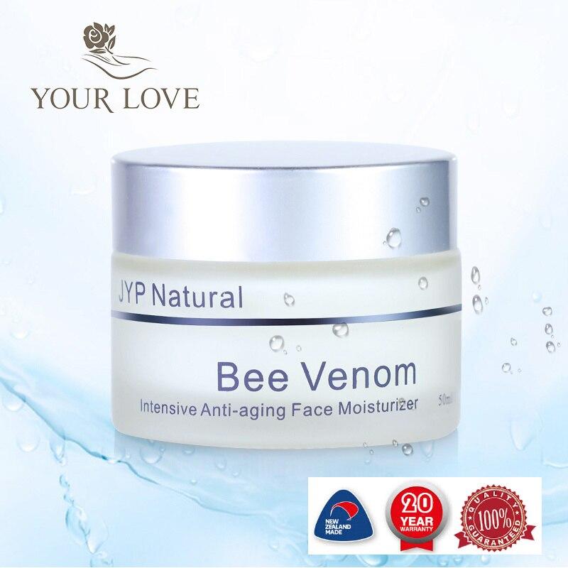 Original NewZealand JYP Bee Venom Intensive Anti Aging Moisturizer Face Lift cream Manuka Honey Anti Wrinkles