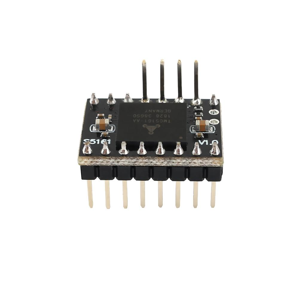 4PCS TMC5161 V1.0 SPI 3.5A Stepstick Stepper
