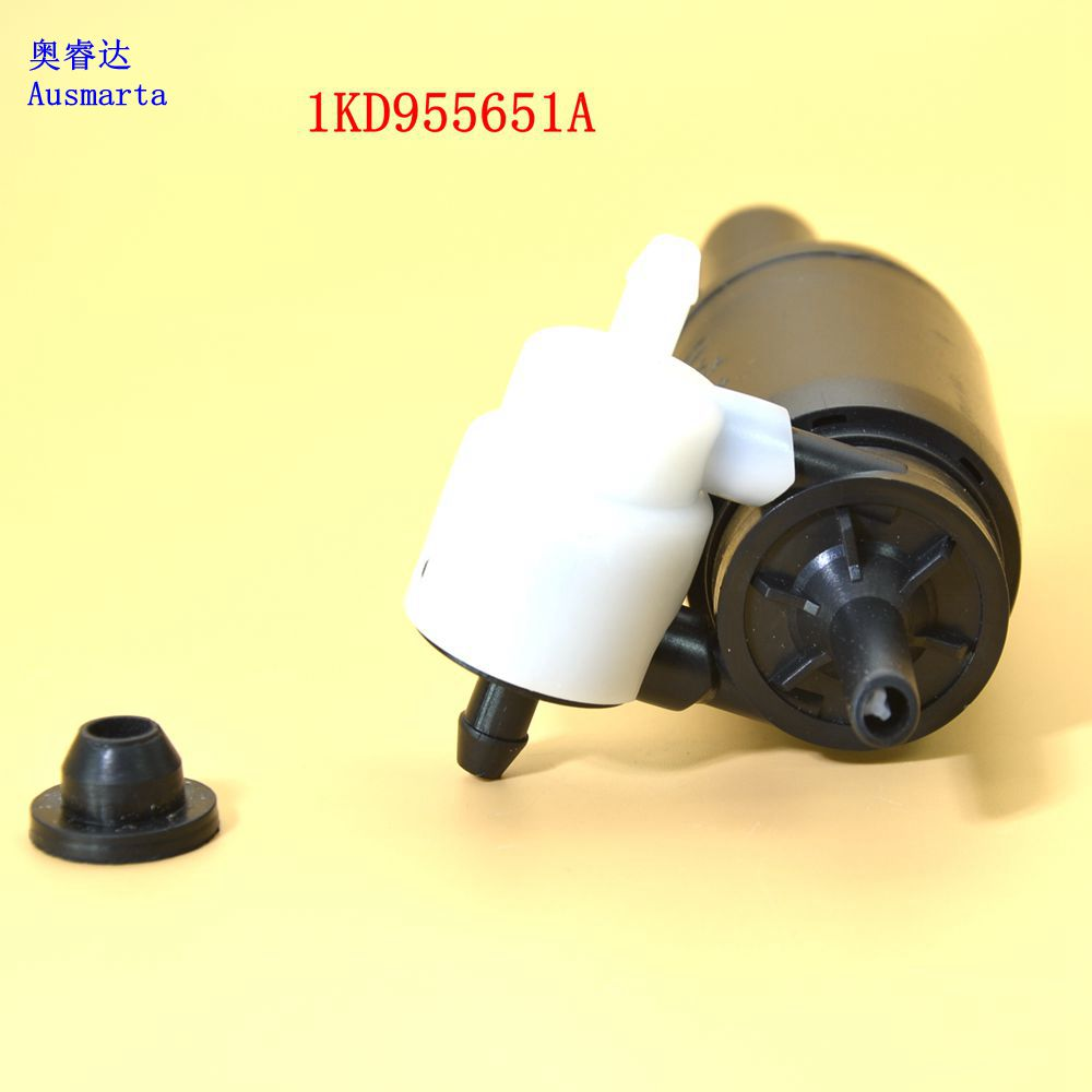50370f591a4 OEM Windshield Wiper Washer Water Pump Motor for VW Polo Touran Tiguan  Octavia Passat B7 Golf Jetta MK6 MK7 1KD955651A 1KD 955 -in Car Light  Accessories ...