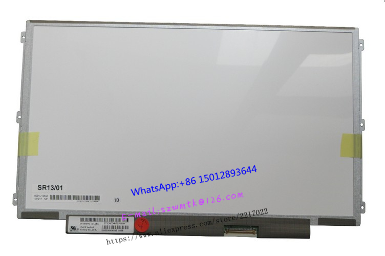 ФОТО Original 12.5 IPS LP125WH2-SLB1 LP125WH2 SLB1 SLB3 For Lenovo U260 K27 X230 X220 X220i X220T X201T laptop LED LCD screen display
