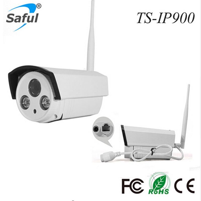 New Wireless Wifi IP Camera 1 3MP font b Outdoor b font Metal P2P Home CCTV