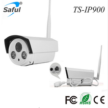 New Wireless Wifi IP Camera 1.3MP Outdoor Metal P2P Home CCTV Security camera Video Security Surveillance System with IR version