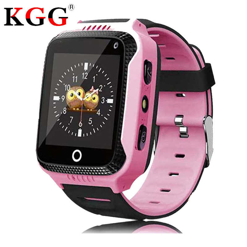 Q528 GPS Smart Watch With Camera Flashlight Baby Watch SOS Call Location Device Tracker for Kid Safe PK Q100 Q90 Q60 Q50
