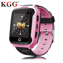 Q528 GPS Smart Watch With Camera Flashlight Baby Watch SOS Call Location Device Tracker for Kid Safe PK Q100 Q90 Q60 Q50(China)