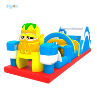 Free Shipping 18 3 4 5m Inflatable Playground Maze Inflatable Playground Game