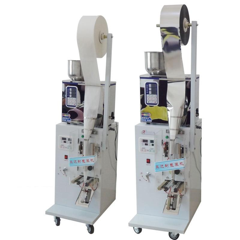 CapsulCN 1-50g Automatic tea bag packing machine Automatic sealing machine powder цены онлайн
