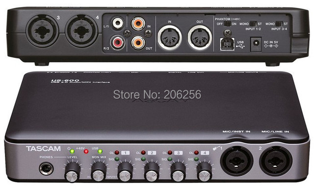 Drivers for TASCAM US-600 Audio Interface